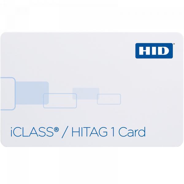 Cartão de Proximidade HID iCLASS 202x + HITAG1