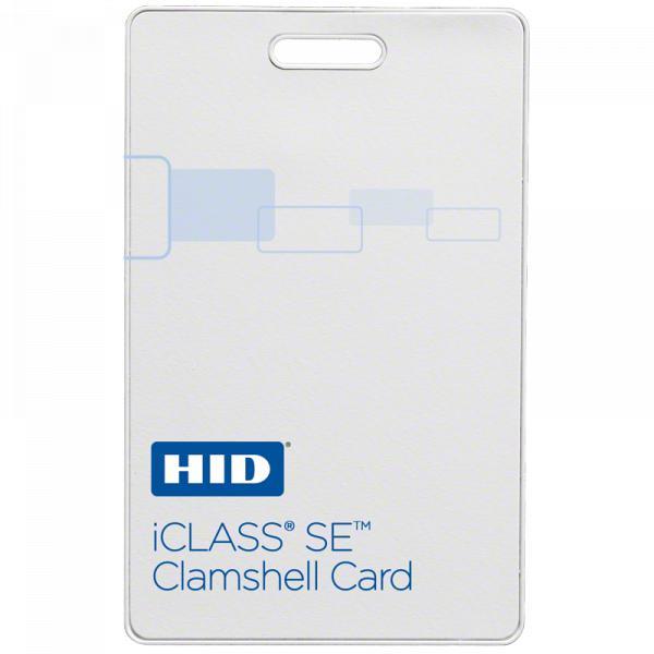 Cartão de Proximidade HID iCLASS SE 3350 Clamshell