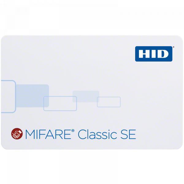 Cartão de Proximidade HID MIFARE Classic SE™