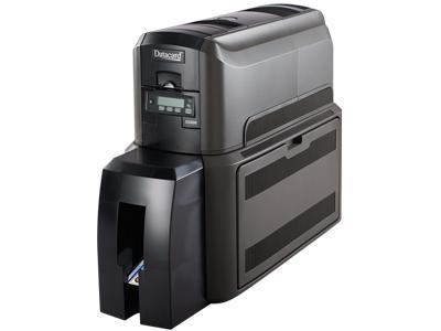 CD800 Impressora de cartões com módulo de laminação