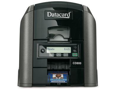 CD800 Impressora de cartões