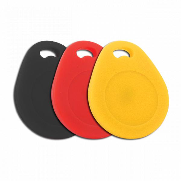 Chaveiro de Proximidade Acura AcuProx Keyfob Black, Red, Yellow