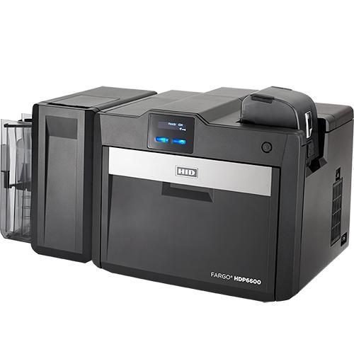Impressora e codificadora de cartões HID® FARGO® HDP6600