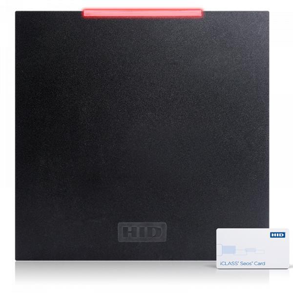 Leitor de Proximidade HID® iCLASS SE® R90