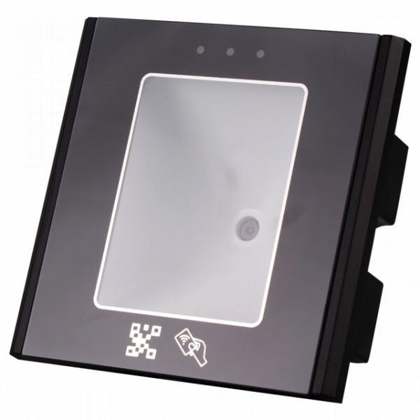 Leitor de QR code + Cartão de Proximidade Acura AcuScan-01 WG RF