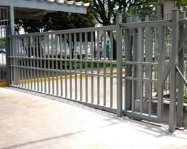 Portões de Segurança