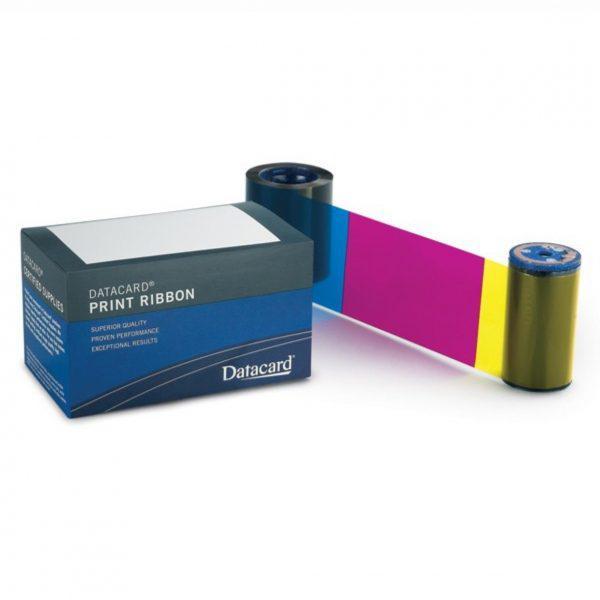 Ribbon Color 535000-006 para impressora CD800 YMCKT-KT