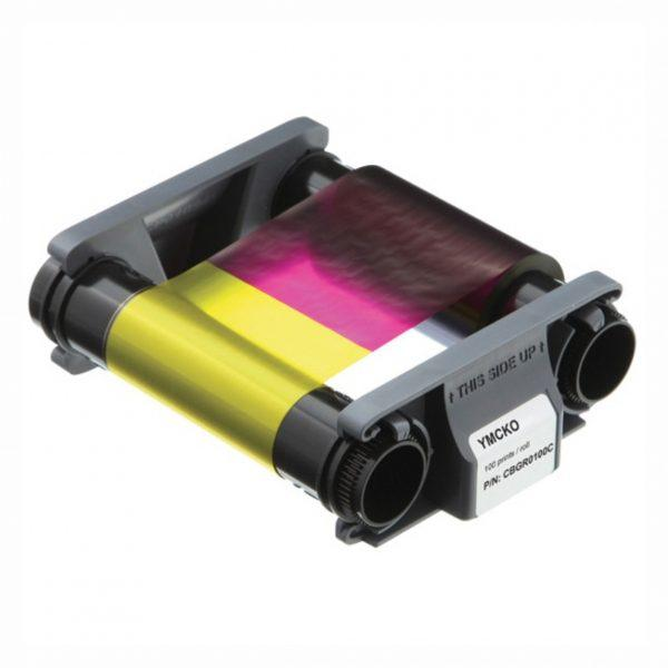 Ribbon Color R5F002AAA Evolis para Zenius e Primacy