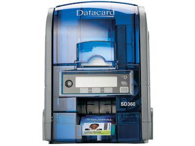 SD360 Impressora de cartões