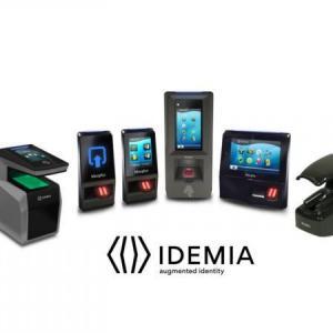 Leitor de biometria